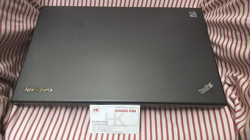 Laptop Lenovo thinkpad L520 - i5 250M,4G,320G,intel HD,15.6inch HD