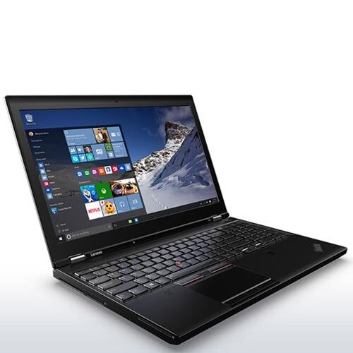 Laptop Lenovo Thinkpad P50 - Xeon E3-1505M v5, RAM 8GB, HDD 500GB, Quadro M2000, 15.6inch