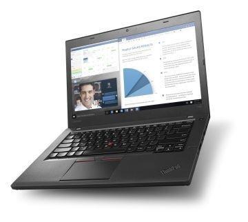 Laptop Lenovo ThinkPad T460 - Intel Core i5 6300U, RAM 8GB, 256GB SSD, Intel HD Graphics, 14 inch