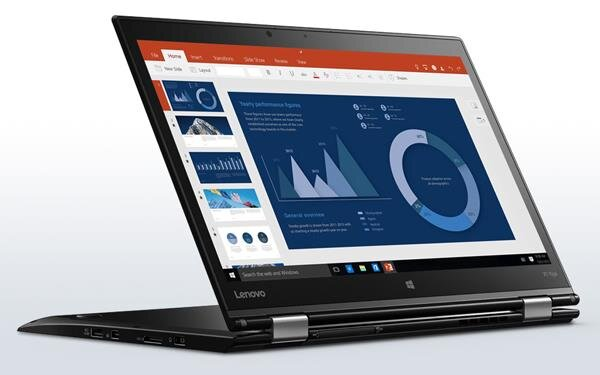 Laptop Lenovo Thinkpad X1 Yoga G2 (20JE003LVN) - Intel Core i5 7200U, 8GB RAM, 256GB SSD, VGA Intel HD Graphics 620, 14 inch