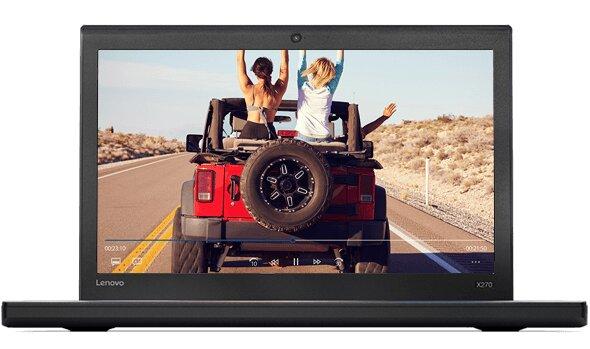 Laptop Lenovo ThinkPad X270 20HM000HVA - Intel Core i5 7200U, RAM 4GB, HDD 500GB, Intel HD Graphics 620, 12.5 inch
