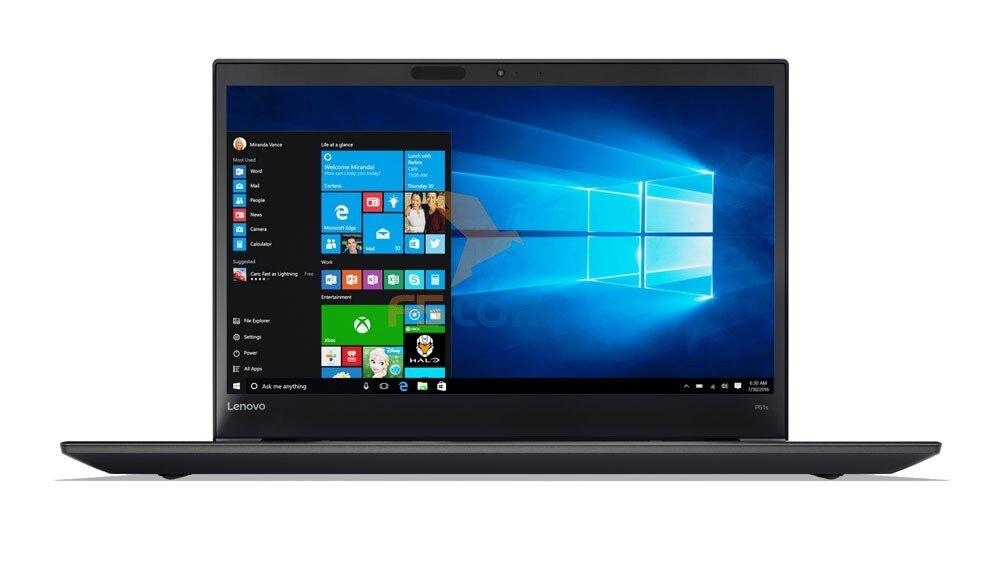 Laptop Lenovo ThinkStation P51s - 20HJA002VN - Intel Xeon Processor E3-1505M, 8GB, 256GB, Nvidia Quadro M2200M 4GB, 15.6 inch