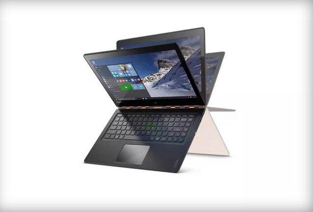 Laptop Lenovo Yoga 900 - Core i7 6500U, 8Gb RAM, 256Gb SSD, VGA onboard, 13.3Inch