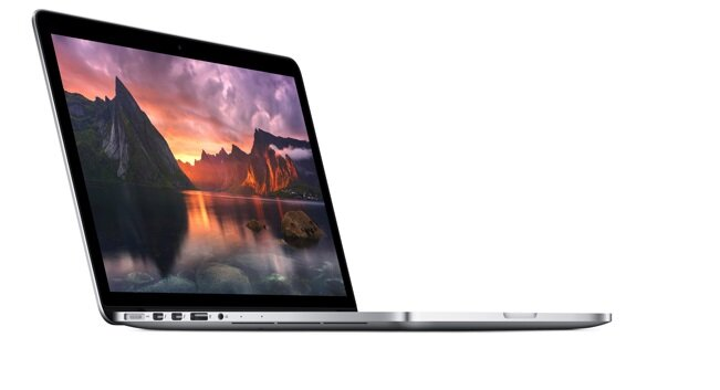 Laptop Macbook Pro Retina MGXA2ZP/A 747716G256
