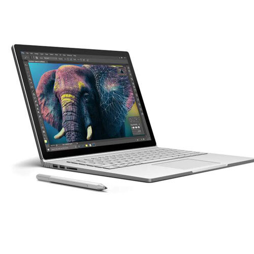 Laptop Microsoft Surface Book - Intel core i5, 8GB RAM, SSD 256GB, Intel HD Graphics 520, 13.5 inch