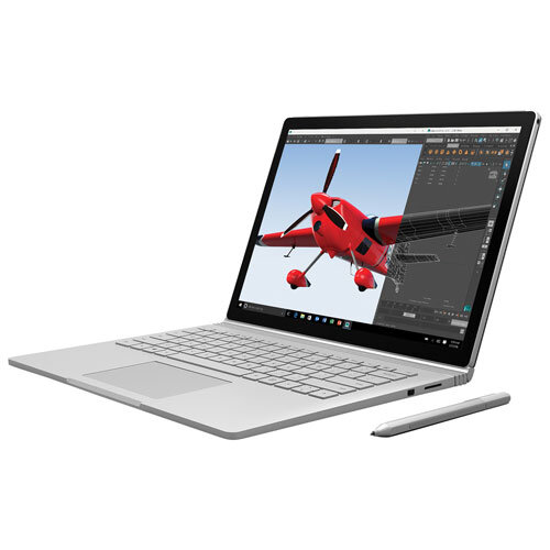 "Laptop Microsoft Surface Book Core i5-6300U 2.4Ghz, 8G RAM, 128G SSD, 13.5"" PixelSence Display (3000x2000)"