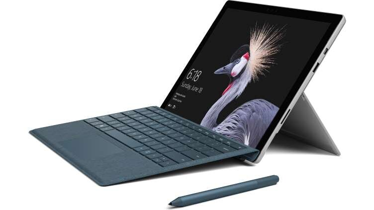 Laptop Microsoft Surface Pro 2017 - Intel Core i7, 16GB RAM, SSD 1TB, Intel Iris Plus Graphics 640, 12.3 inch