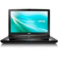 Laptop MSI CX62 6QD 257XVN i5-6300HQ/8GB/1TB/VGA 2GB