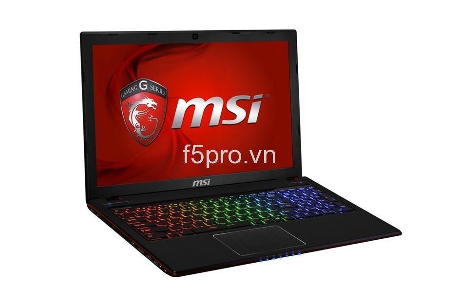 Laptop MSI GE60 2PC Apache (9S7-16GF11-055) - Intel Core i7-4700HQ 2.4Ghz, 8GB RAM, 1TB HDD, NVIDIA GeForce GTX 850M 2GB, 15.6 inch