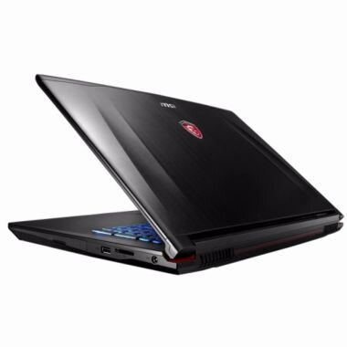 Laptop MSI GE62VR 7RF-475XVN - Intel Core I7-7700HQ, Ram 8GB, SSD 128G + HDD 1TB, Intel NVIDIA GeForce GTX 1060, 15.6 inch