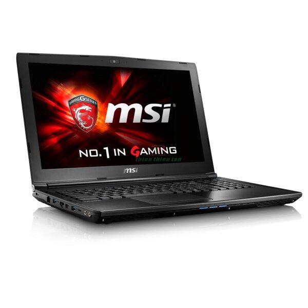 Laptop MSI GL72 6QD - Intel Core i7-6700HQ, RAM 8GB, 1TB 5400rpm, GTX950, 17.3inches