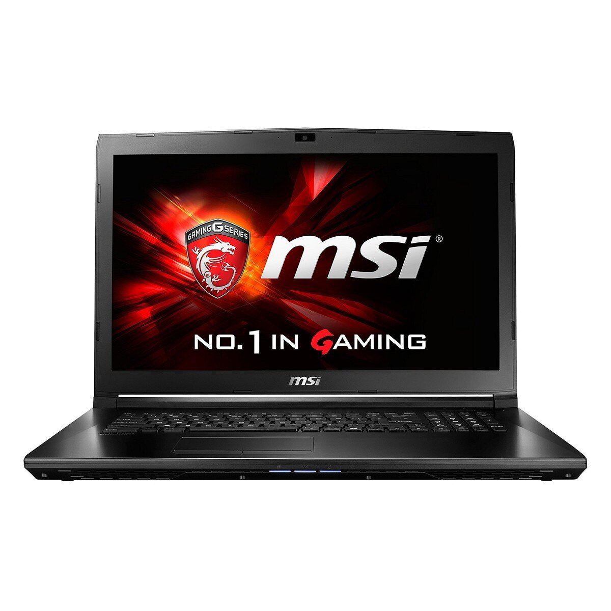 Laptop MSI GL72 7QF 1023XVN - Intel Core i7 7700HQ, RAM 8GB, HDD 1TB, Intel Nvidia GTX960 2GB DDR5, 17.3inch