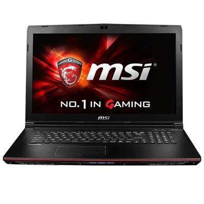 Laptop MSI GP62 2QE - Intel core i7, 8GB RAM, HDD 1TB,  Nvidia Geforce GTX 950M, 15.6 inch