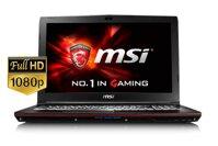 Laptop MSI GP62 7REX 1228XVN Leopard Pro - Intel core i7, 8GB RAM, SSD 128GB + HDD 1TB, Nvidia GeForce® GTX 1050 4GB GDDR5, 15.6 inch