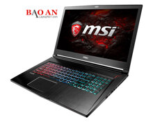 Laptop MSI GS63VR 7RF-259XVN - Intel Core i7-7700HQ, Ram 16GB, SSD 128GB, nVidia Geforce GTX 1060 6GB, 15.6inch