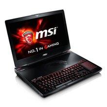 Laptop MSI GT70 2QD -  Intel Core i7 4810MQ 2.8 GHz, 8GB RAM, 1TB HDD, 3GB NVIDIA GeForce GTX 970M, 17.3 inh