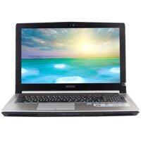 Laptop MSI PE60 6QE 1482XVN - Intel Core i7 6700HQ, RAM 8GB, HDD 1TB, Nvidia GeForce GTX960M 2GB GDDR5, 15.6 inch