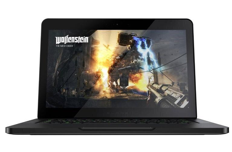 Laptop Razer The New Blade Gaming - Intel I7-6700HQ, Ram 16GB, 1TB SSD, NVIDIA GeForce GTX 970M , 14 inch