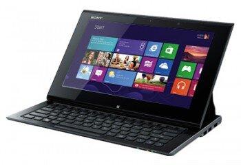 Laptop Sony Vaio Duo 11 SVD11215CV - Intel Core i5-3317U 1.7GHz, 4GB RAM, 128GB SSD, Intel HD Graphics 4000, 11.6 inch cảm ứng