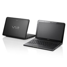 Laptop Sony Vaio E Series SVE15113EG - Intel Core i3-2370M 2.4GHz, 2GB RAM, 320GB HDD, VGA HD Graphics 3000, 15.6 inch, Windows 7