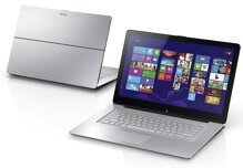 Laptop Sony Vaio Fit 13A SVF13N12SG - Intel Core i5-4200U 1.6GHz, 4GB RAM, 128 SSD, 13.3 inch