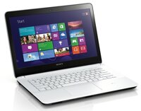 Laptop Sony Vaio Fit SVF14212CX - Intel Core i3-3227U 1.9GHz, 4GB RAM, 500GB HDD, VGA Intel HD Graphics 4000, 14 inch