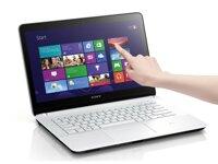 Laptop Sony Vaio Fit SVF14217SG - Intel Core i3-3227U 1.9GHz, 4GB DDR3, 500GB HDD, VGA NVIDIA GeForce GT 740M , 14 inch