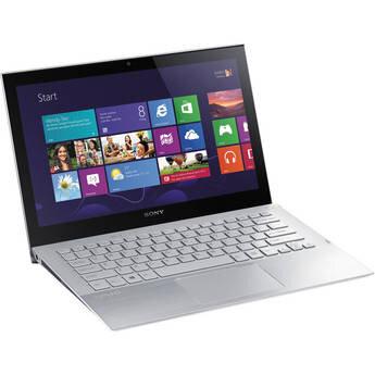 Laptop Sony Vaio Pro 11 SVP11213CX - Intel Core i5-4200U 1.6GHz, 4GB RAM, 128GB SSD, VGA Intel HD Graphics 4400, 11.6 inch Touch screen