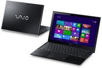 Laptop Sony Vaio Pro 13 SVP13213SG - Intel Core i5-4200U 1.6GHz, 4GB DDR3, 128GB SSD, Intel HD Graphics 4400, 13.3 inch cảm ứng