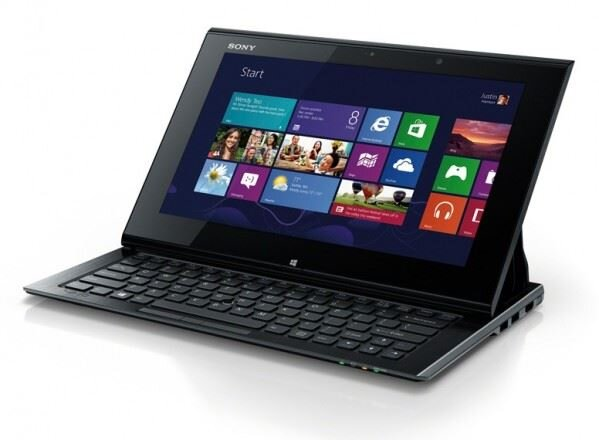 Laptop Sony VaiO SVD112190XB - Core i5-3317U, Ram 8GB, SSD 256GB, Graphics 4000, 13.3 inch