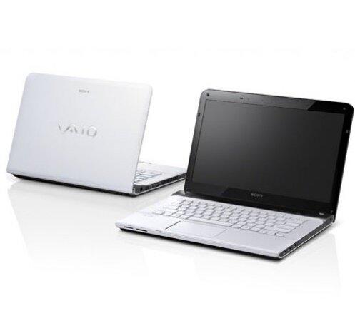 Laptop Sony Vaio SVE14131CV - Intel Pentium 2020M 2.4GHz, 2GB RAM, 320GB HDD, VGA Intel HD Graphics, 14 inch