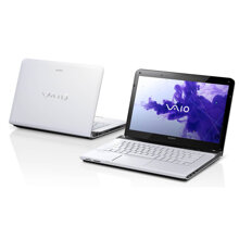 Laptop Sony Vaio SVE14132CV - Intel Core i3-3120M 2.5GHz, 2GB RAM, 320GB HDD, VGA Intel HD Graphics 4000, 14 inch