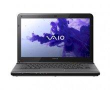 Laptop Sony Vaio SVE14132PX - Intel Core i3-3120M 2.5GHz, 4GB RAM, 500GB HDD, Intel HD Graphics 4000, 14 inch