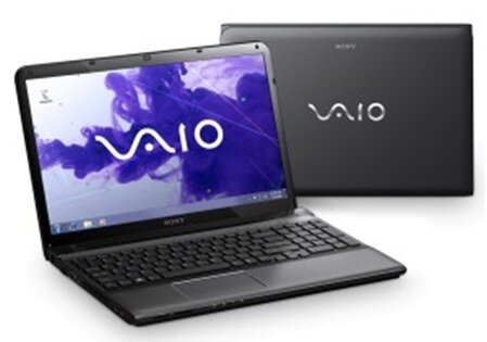 Laptop Sony Vaio SVE14A15FX - Intel Core i5-3210M 2.5GHz, 6GB RAM, 750GB HDD, VGA Intel HD Graphics 4000, 14 inch