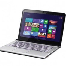 Laptop Sony Vaio SVE14A25CX - Intel Core i5-3210M 2.5GHz, 8GB RAM, 750GB HDD, Intel HD Graphics 4000, 14 inch