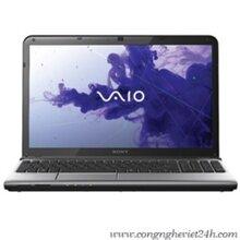 Laptop Sony Vaio SVE15137CX - Intel Core i5-3230M 2.6GHz, 8GB RAM, 1024GB HDD, Intel HD Graphics 4000, 15.5 inch