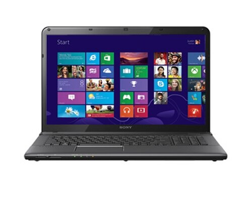 Laptop Sony Vaio SVE1712ACX - Intel Core i7-3632QM 2.20GHz, 6GB RAM, 500GB HDD, VGA AMD ATI Radeon HD 7550M, 17.3 inch