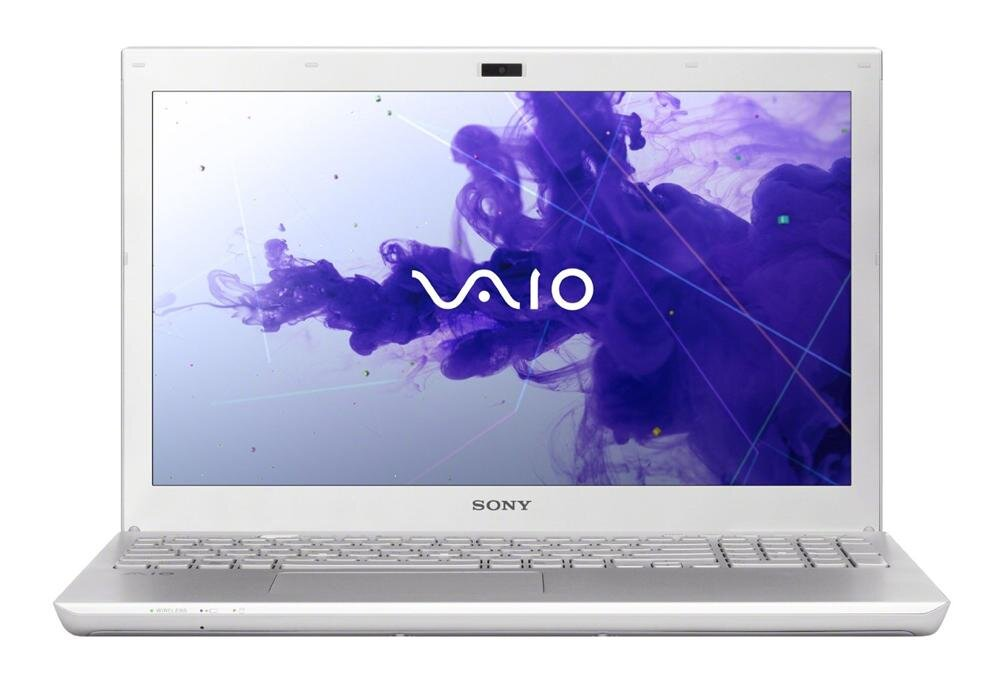 Laptop Sony Vaio SVS13122CX - Intel Core i5-3210M 2.5GHz, 6GB RAM, 750GB HDD, Intel HD Graphics 4000, 13.3 inch