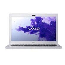 Laptop Sony Vaio SVT1311EFY - Intel Core i3-3317U 1.7GHz, 4GB RAM, 32GB SSD + 500GB HDD, Intel HD Graphics 4000, 13.3 inch