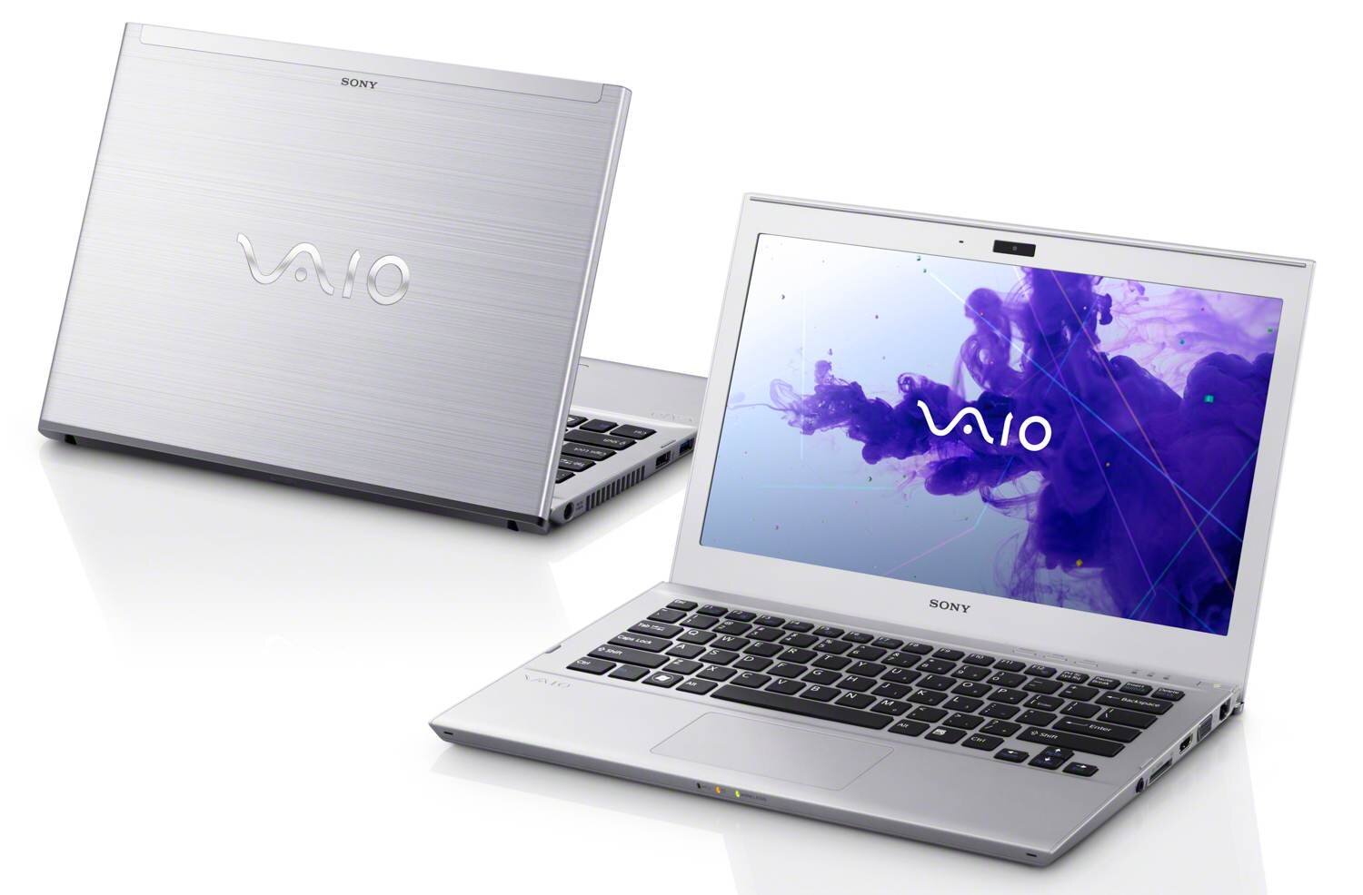 Laptop Sony Vaio T Series SVT13112FX - Intel core i5-3317U 1.7GHz, 4GB RAM, 500GB HDD, VGA Intel HD Graphics 4000, 13.3 inch