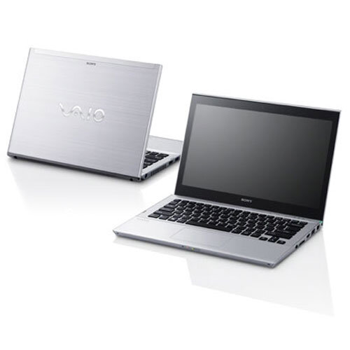 Laptop Sony Vaio T Series SVT13137CV - Intel Core i7-3537U 2.0GHz, 4GB RAM, 256GB SSD, Intel HD Graphics 4000, 13.3 inch cảm ứng