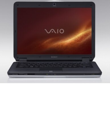 Laptop Sony Vaio VGN-CS290NDB - Intel Core 2 Duo T6560 2.1GHz, 3GB RAM, 250GB HDD, VGA Intel GMA 4500MHD, 14.1 inch, Window Vista Business