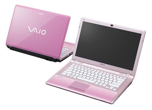 Laptop Sony Vaio VPCCW26FG - Intel Core i5-520M 2.4GHz, 4GB RAM, 500GB HDD, Nvidia GeForce GT 330M, 14 inch