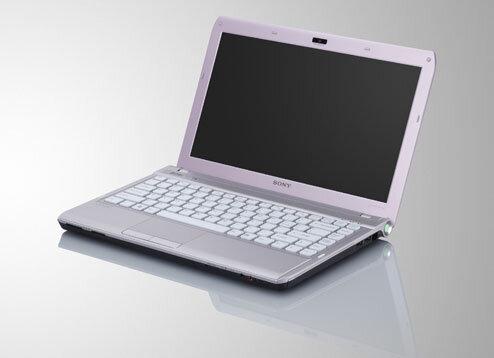 Laptop Sony Vaio VPCS125FG (Intel Core i3-350M 2.26GHz, 4GB RAM, 320GB HDD, VGA NVIDIA GeForce G 310M, 13.3 inch, Windows 7 Home Premium 64 bit)