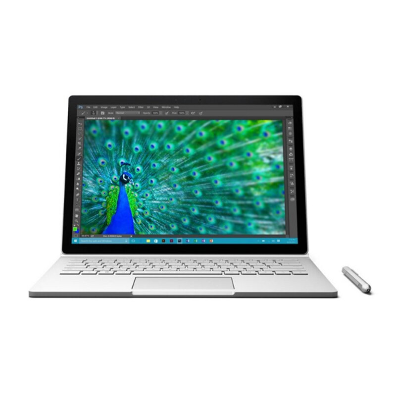 Laptop Surface Book - Intel Core i7, Ram 16GB, 512GB, Nvidia GPU, 13.5 inches