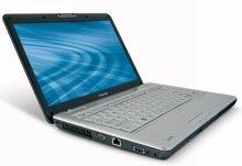 Laptop Toshiba Satellite L510-B402 (PSLF8L-017001) - Intel Core 2 Duo T6570 2.1GHz, 2GB RAM, 250GB HDD, ATI Mobility Radeon HD 4570, 14 inchs