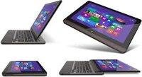 Laptop Toshiba Satellite U925T- S2100 - Intel Core i5-3337U 2.7GHz, 4GB RAM, 128GB SSD, Intel HD Graphics 4000, 12.5 inch cảm ứng