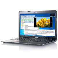 Laptop Toshiba Satellite U845-S406 - Intel Core i5-3317U, 6GB RAM, 32GB SSD + 500GB HDD, Intel HD Graphics 4000, 14 inch