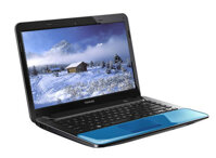 Laptop Toshiba Satellite M840-1011/1011P/ G/ Q - Intel Core i5-2450M 2.50GHz, 2GB RAM, 500GB HDD, VGA Intel HD Graphics 3000, 14 inch