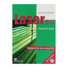 Laser B1+ Student Book & CD-ROM Pack
